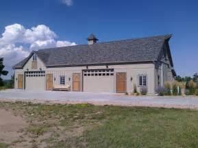 style pole barn home
