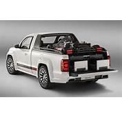 GEAR Volkswagen Amarok Concept Pickup Boasts V 6 Turbodiesel 0 62 In