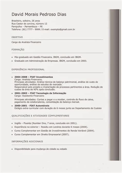 Modelo De Currã Culo De Modelos De Curr 237 Culo Profissional Gr 225 Tis Para Baixar Daniel Distribuidora De 193 Gua Mineral
