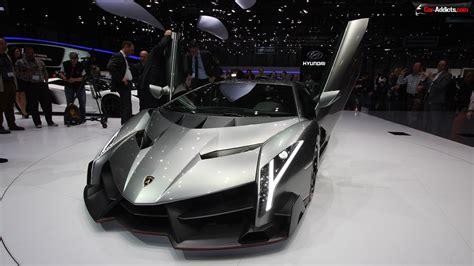Lamborghini Veneno Mpg Lamborghini Veneno Roadster Unofficial Details And Pictures