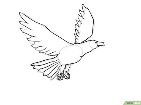 Penghapus 3d Burung 4 Cara Untuk Menggambar Elang Wikihow