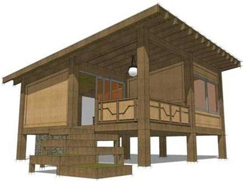 Shed Roof Cabin With Loft by Cabin Plans With Loft Cabin Floor Plans