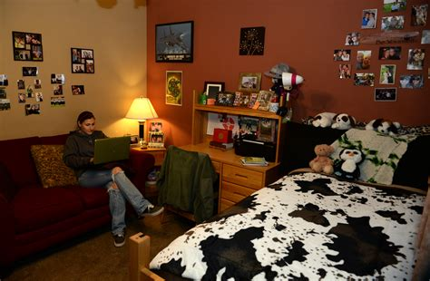 Basing Rooms by Airmen Take Pride In Dorms Feel Like Home