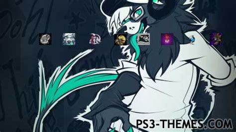 ps3 themes comics anime page 6 ps3 themes 187 music 187 page 6