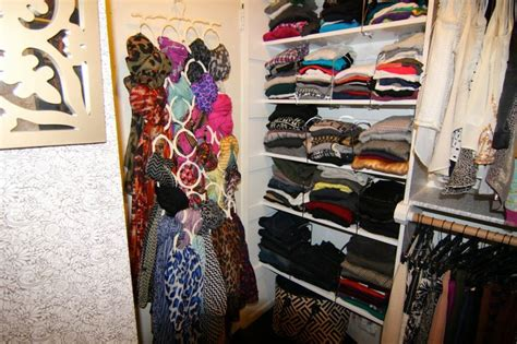 18 best images about organize your scarfs on