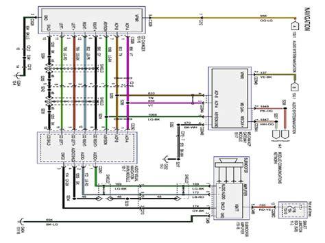 2007 ford f150 radio wiring diagram 2002 ford explorer sport trac radio wiring diagram