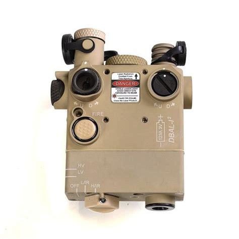 Aim Laser dbal i2 dual beam aiming laser civilian ir laser green visible laser optics