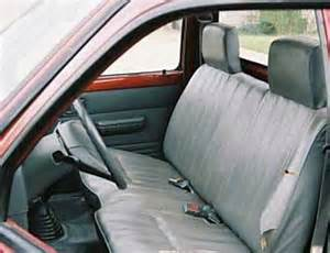 1992 toyota bench seat 1995 toyota compact truck automotive velour seat covers