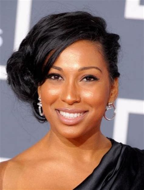 sideswept curled hairstyles for black women some great side swept curly updos you may love
