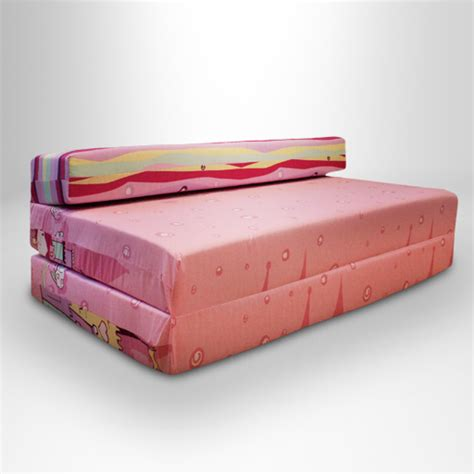 Toddler Folding Bed Childrens Character Guest Folding Z Bed Sleeping Mattress Sofabed Ebay