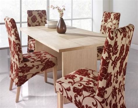 dining room chair fabric ideas hemp fabric dining chair ideas for classic style dining room decolover net