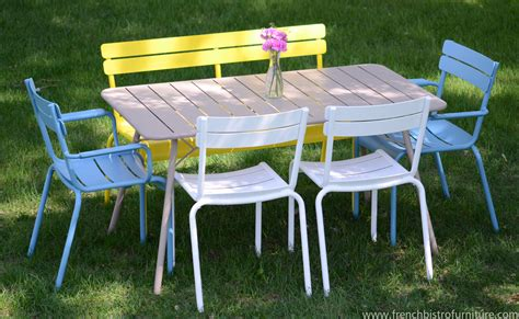 Lu Outdoor fermob on terraces garden furniture and