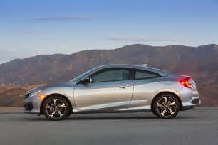 2016 honda civic coupe test review motor trend