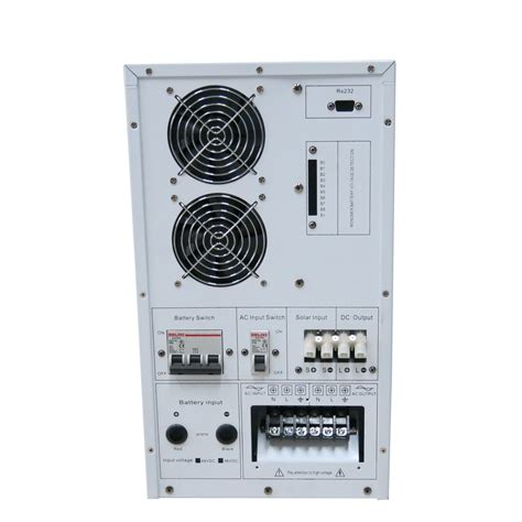 Ac Hybrid dc 48v to ac 220v 230v 240v 4kw single phase and grid