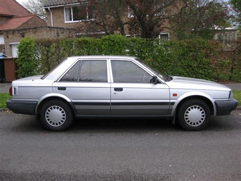 nissan bluebird 1990 1990 nissan bluebird for sale classic cars for sale uk