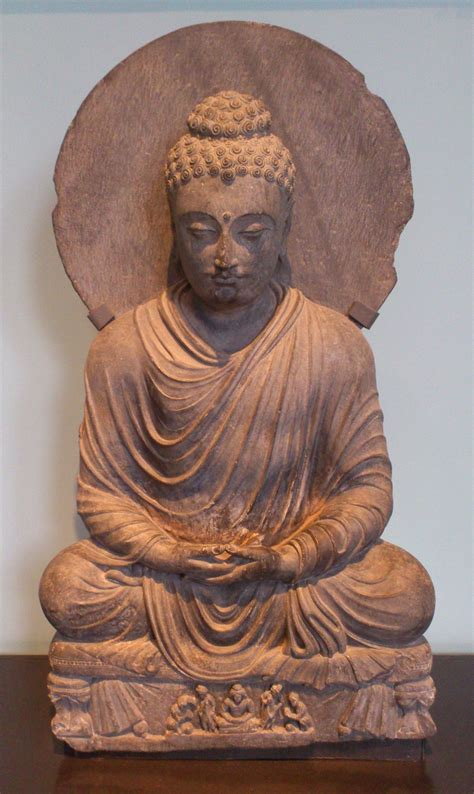 Ancient Buddhism Www Imgkid The Buddhist Sculpture At The V A Hellenic Influences In