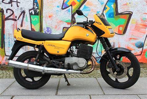 Mz Motorr Der Nach 1990 mz saxon sportstar mz motorr 228 der nach 1990
