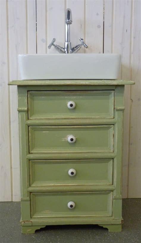 Badezimmer Unterschrank Shabby badunterschr 228 nke shabby waschtisch mit antikem