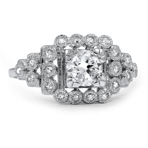 vintage engagement rings brilliant earth