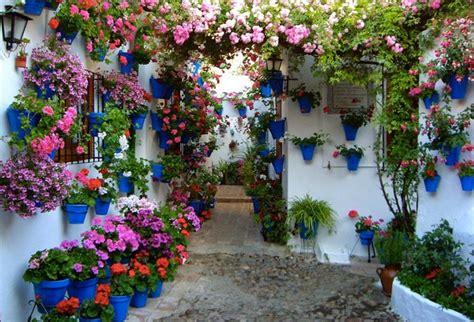 Los Patios Cordoba by Jardines Comunitarios Patios De C 243 Rdoba M 225 S Que Y