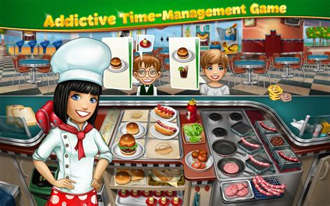 Mod Game Cooking Fever | cooking fever mod apk v1 7 1 getpcgameset