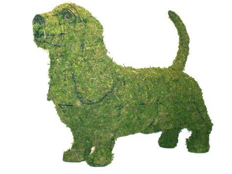 animal topiary frame basset hound animal topiary frame