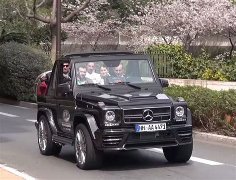 mercedes jeep convertible is mercedes considering a convertible suv mbworld
