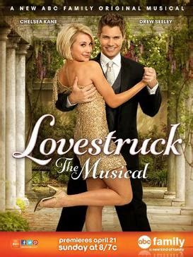 starstruck a lovestruck novel books lovestruck the musical