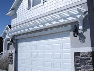 Eyebrow Pergola Plans by Car Garage With Eyebrow Pergola With Wood Door Elegant And