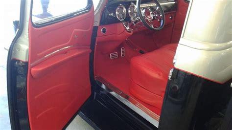 custom interior in a chev chevy chevrolet advanced