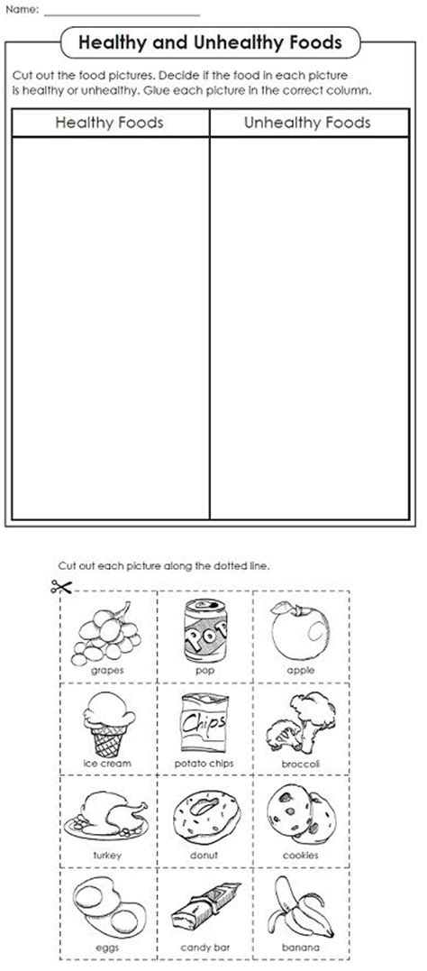 Nutrients Worksheets Activities by Worksheets Now Has A Nutrition Worksheets