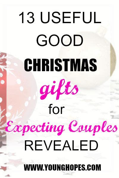 13 useful good christmas gifts for expecting parents