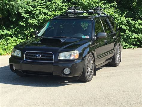 subaru conversion sold 2003 subaru forester xt conversion with sti bolt