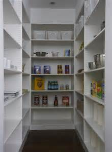 Kitchen Walk In Pantry by Walk In Pantry Shelves Traditional Kitchen