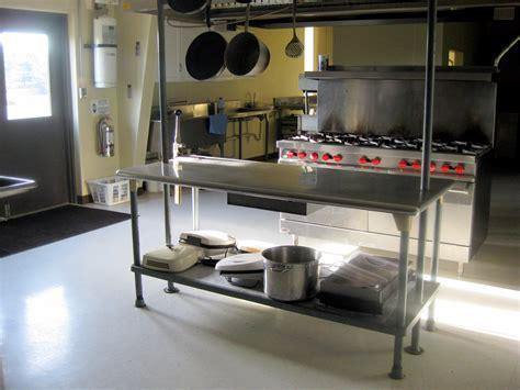 preparation kitchen kitchen weyers cave community center