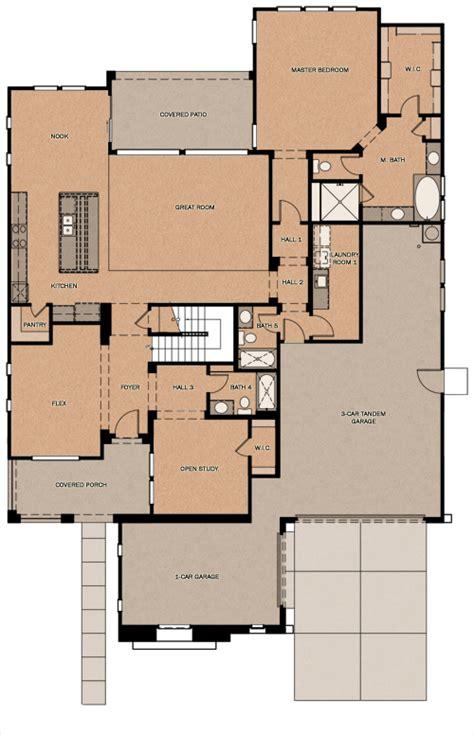 arizona style homes floor plans fulton homes floor plans arizona