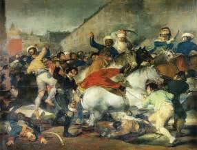 Contess francisco goya the second of may 1808