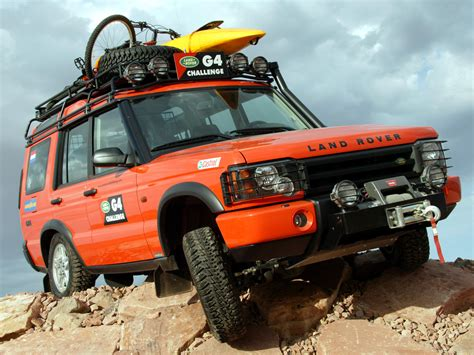 land rover discovery g4 edition land rover discovery g4 edition 2003