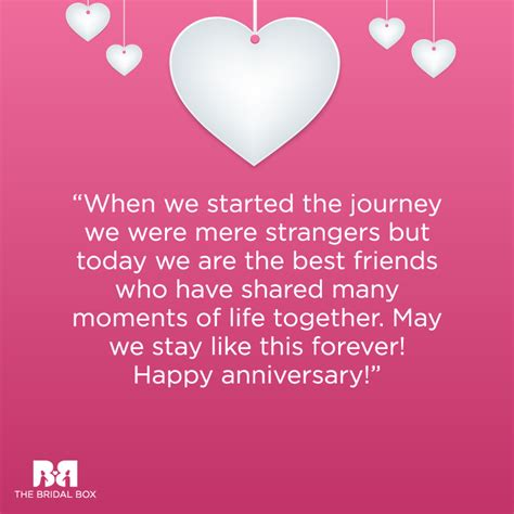 Wedding Anniversary Journey Quotes 25 beautiful anniversary quotes for you