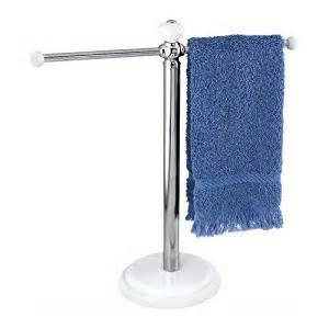 fingertip towel holder york fingertip towel stand white chrome