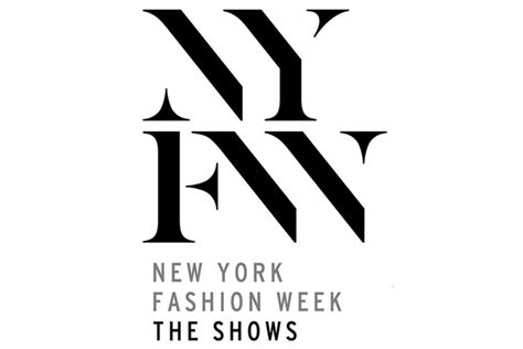 Its Officially New York Fashion Week by Wme Img Debuts Its Reved New York Fashion Week Logo