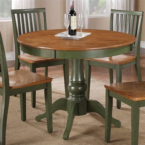 steve silver company candice oak green dining