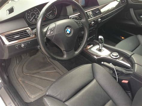 2008 Bmw 528i Interior by 2008 Bmw 5 Series Pictures Cargurus