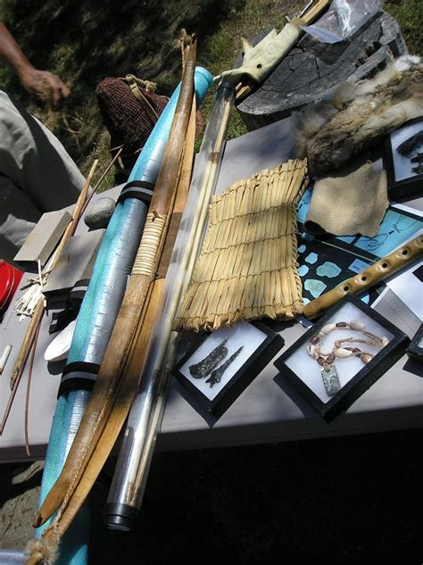 artifacts  replicas  items   ohlone people