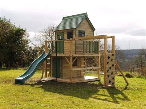 kids play houses our most popular childrens wooden playhouse is the forest mega