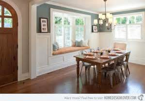 Dining Room Window Ideas 15 Ideas In Designing Dining Rooms With Bay Window Home Design Lover
