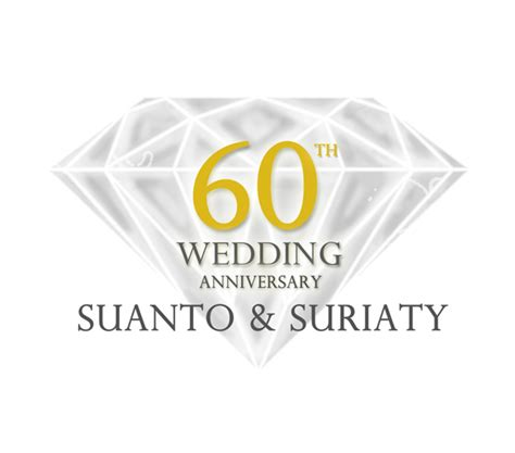 Wedding Anniversary Logo by 5 Best Images Of 60th Anniversary Clip 60th Wedding