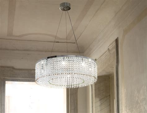 Hanging Bathroom Lighting Nella Vetrina Ital 714 70 Swarovski Hanging Light