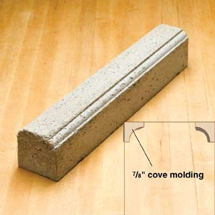 awesome diy concrete border molds concrete diy concrete