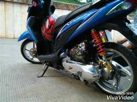 Lu Led Motor Honda Vario modifikasi simpel vario 110 led